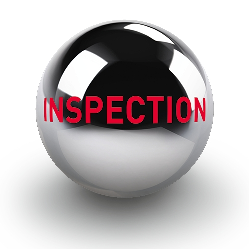 AIP Ball, Inspection, EN