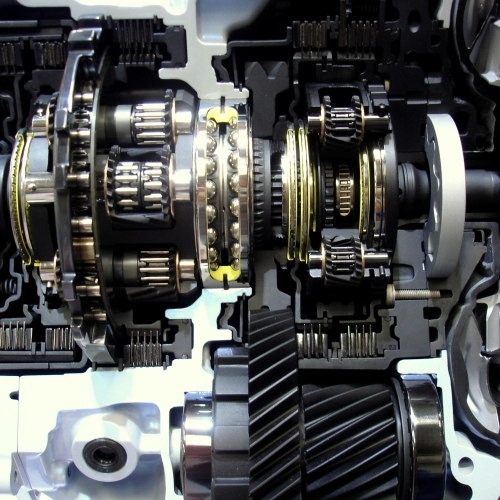 Bearings for automatic transmission