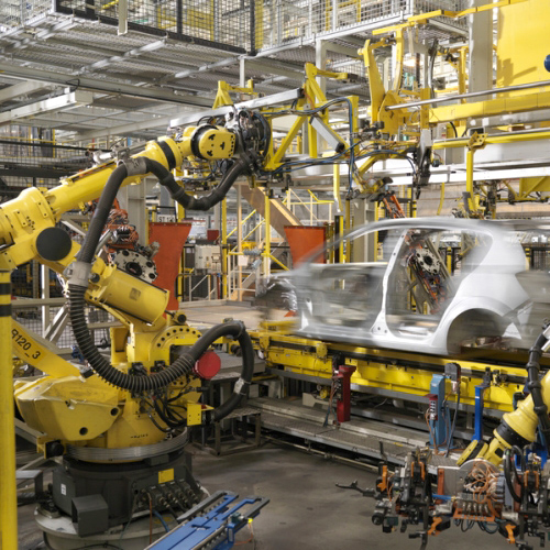 Automotive Production Line