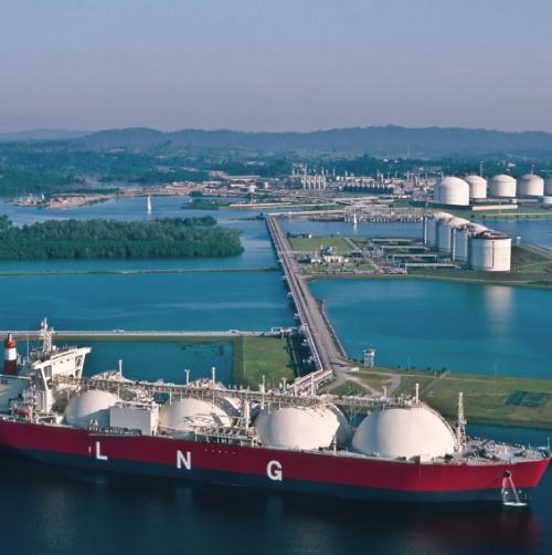 LNG - Gas Natural Licuado
