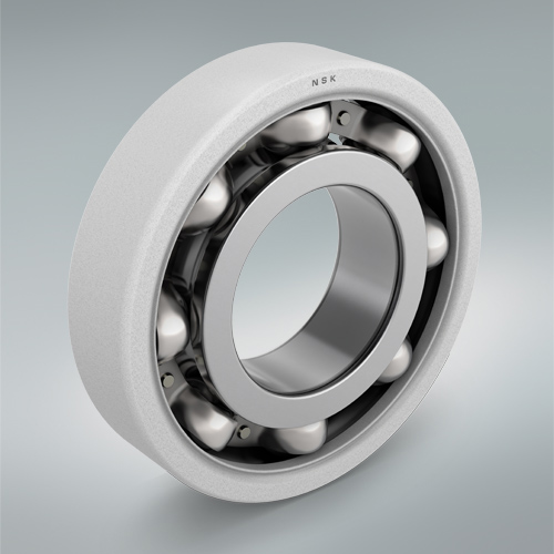 Ceramic Coated Bearing
